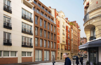 Résidence 19 Logements, Paris 15